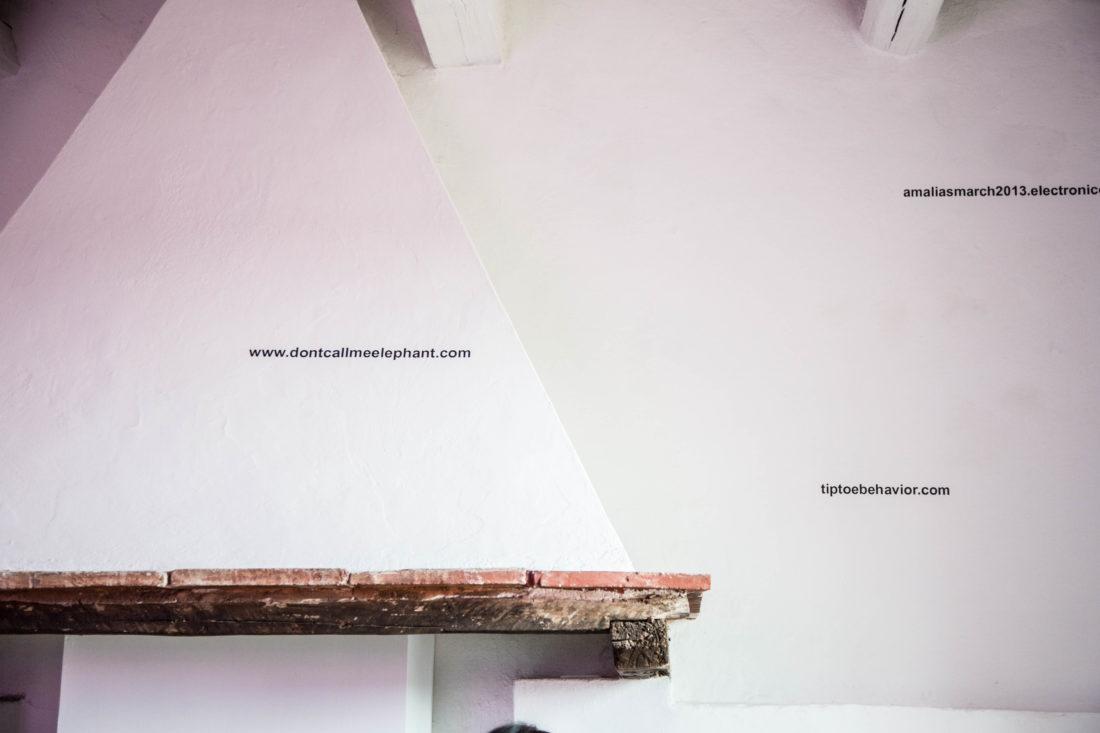 electronicOrphanage@siena: veduta della mostra